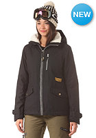 BILLABONG Womens Alpha Snow Jacket black