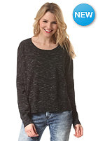 BILLABONG Womens Amamtitlan Sweat off black