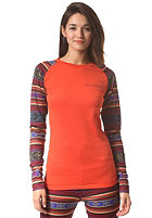 BILLABONG Womens Anderson First Top tangerine