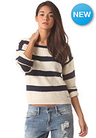 BILLABONG Womens Anouky Knit Sweat peacoat