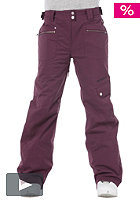 BILLABONG Womens Argy Pants 2012 arsenic