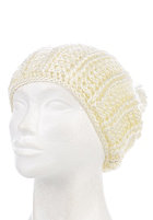 BILLABONG Womens Bare Bones Beanie white