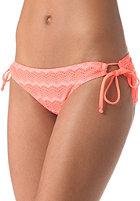 BILLABONG Womens Beach Full Bikini Pant coral kiss
