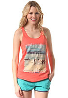 BILLABONG Womens Beach & Love hot coral
