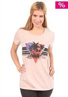BILLABONG Womens Blooming S/S T-Shirt rose tea