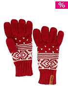 BILLABONG Womens Brady Gloves sangria