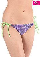 BILLABONG Womens Brooklyn Basic Tie Bikini Pant neon violet