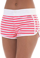 BILLABONG Womens Cacy 19 Boardshort red hot stripes