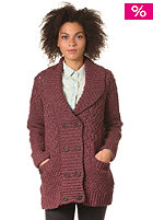 BILLABONG Womens Candice Cardigan backed apple