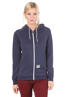 BILLABONG Womens Coli Hooded Zip Sweat 2012 navy heather