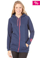BILLABONG Womens Coli SMU Hooded Zip Sweat nightfall