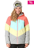 BILLABONG Womens Color Jacket hot candy