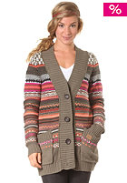 BILLABONG Womens Dany Cardigan olive