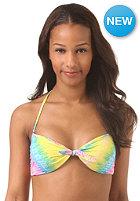 BILLABONG Womens Dazed And Amused Bandeau Bikini Top multi