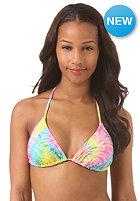 BILLABONG Womens Dazed And Amused Triangle Bikini Top multi