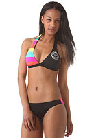 Womens Deborah Low Rider Bikini Set black