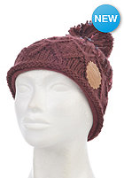 BILLABONG Womens Ed Beanie black cherry