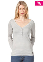 BILLABONG Womens Enrique L/S T-Shirt grey heather