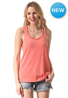 BILLABONG Womens Essential Tank Top hot coral