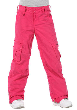 BILLABONG Womens Gipfel Pants 2012 naughty pink