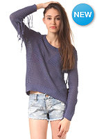 BILLABONG Womens Half Moon Bay Knit Sweat blue indigo