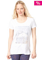 BILLABONG Womens High Livin L/S T-Shirt white