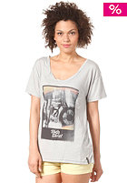 BILLABONG Womens High Livin S/S T-Shirt grey heather