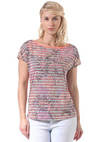 BILLABONG Womens ILKA Top coral kiss