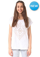 BILLABONG Womens Indian Summer S/S T-Shirt white