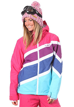 BILLABONG Womens Ines Jacket 2012 naughty pink