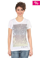 BILLABONG Womens Is Tropical S/S T-Shirt white
