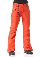BILLABONG Womens J.A. Snow Pant tangerine