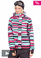 BILLABONG Womens Jelly Jacket 2012 pink line