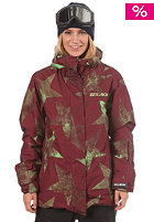BILLABONG Womens Jelly Jacket 2013 kiwi