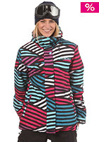 BILLABONG Womens Jelly Jacket 2013 rainbow