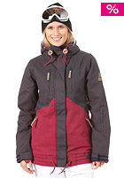 BILLABONG Womens Jenny Jones Jacket 2013 night blue