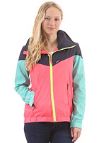 BILLABONG Womens Koloa Jacket coral kiss