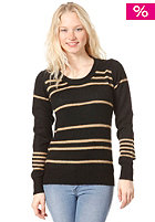 BILLABONG Womens Laneway Knit Pullover black
