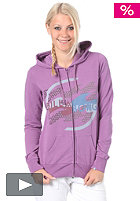 BILLABONG Womens Lark Hooded Zip Sweat 2012 soft purple