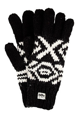 BILLABONG Womens Latio Gloves 2012 black