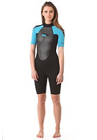 BILLABONG Womens Launch S/S Springsuit turquoise