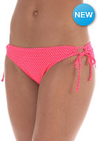 BILLABONG Womens Leia Low Rider Bikini Pant red hot dots