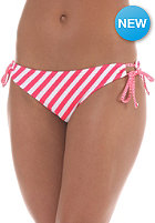 BILLABONG Womens Leia Low Rider Bikini Pant red hot stripes