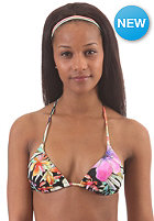 BILLABONG Womens Leia Slide Triangle Bikini Top tropical