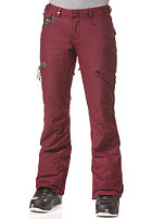 BILLABONG Womens Lolly Snow Pant black cherry