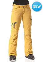 BILLABONG Womens Lolly Snow Pant mustard