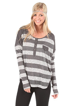 BILLABONG Womens Lovur Sweat 2012 deep grey heather