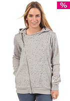BILLABONG Womens Marc Hooded Zip Sweat grey heather