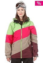 BILLABONG Womens Milouze Jacket 2013 bud green