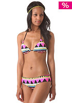 BILLABONG Womens Nala Triangle Bikini Set neon pink